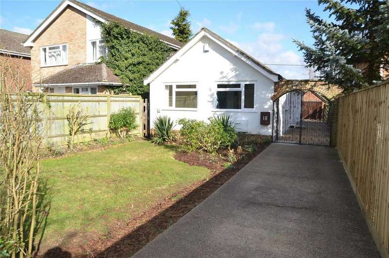 2 Bedrooms Detached Bungalow for sale in Brading Way, Purley on Thames, Reading, Berkshire, RG8
