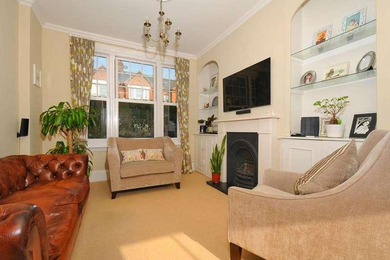 3 Bedrooms Terraced House for sale in Algarve Road, Earlsfield, SW18