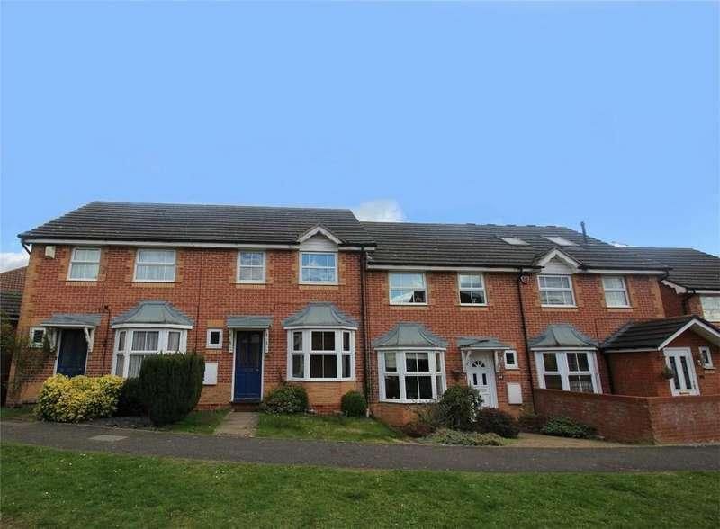 3 Bedrooms Terraced House for sale in Doncaster Close, Stevenage, Hertfordshire