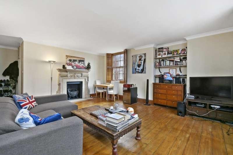 1 Bedroom Flat for sale in Cadogan House, Beaufort Street, London, SW3