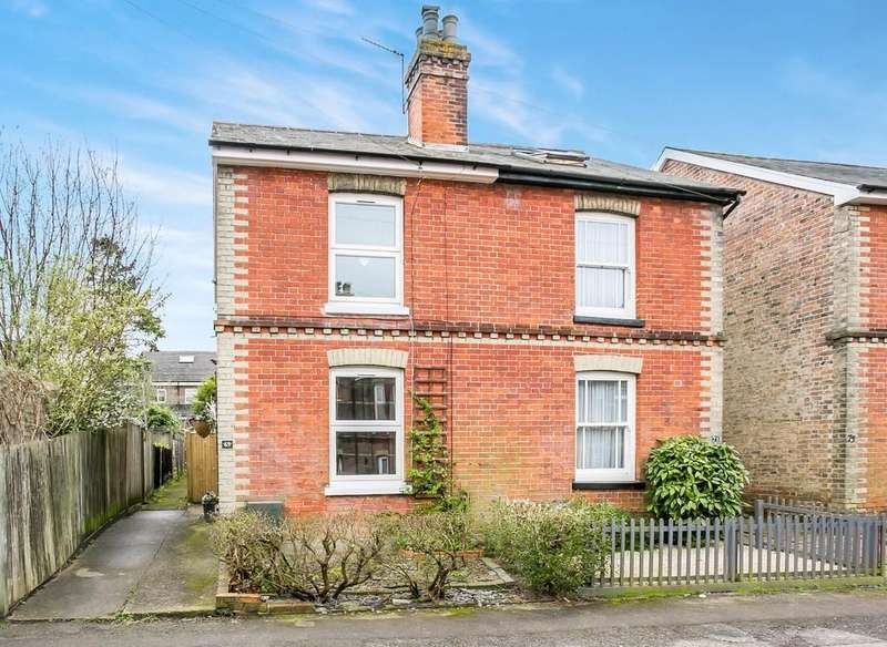 3 Bedrooms Semi Detached House for sale in 69 Springfield Road, Southborough