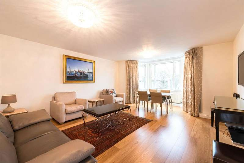 3 Bedrooms Flat for sale in Marlborough Place, St John's Wood