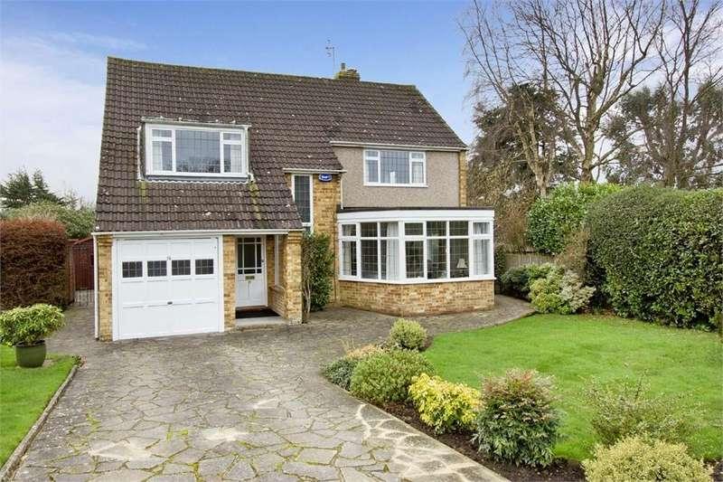 4 Bedrooms Detached House for sale in 15 Smythe Close, Tunbridge Wells, Kent