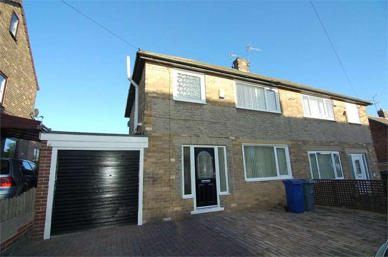 3 Bedrooms Semi Detached House for sale in Brooke Street, Hoyland, BARNSLEY, South Yorkshire