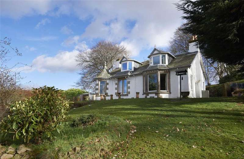4 Bedrooms Detached House for sale in Balrobert, Essich Road, Inverness, IV2