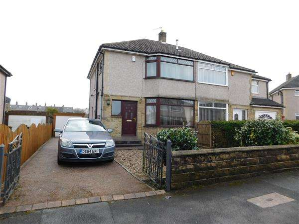 3 Bedrooms Semi Detached House for sale in Enfield Parade, Bradford