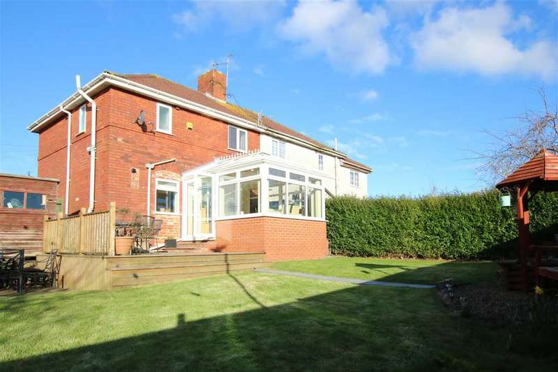 3 Bedrooms Semi Detached House for sale in Willow Grove, Fishponds, Bristol