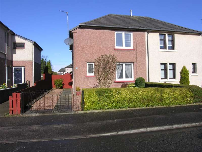 3 Bedrooms Semi Detached House for sale in Dollar Avenue, Falkirk