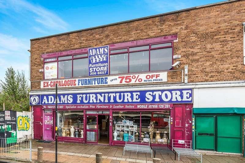 Flat for sale in Birchfield Road, Birmingham, B20