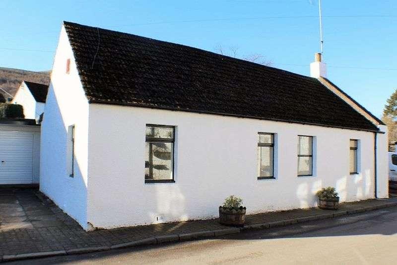 3 Bedrooms Cottage House for sale in The Neuk Cottage, 12 Horse Market Street, Falkland KY15 7BG