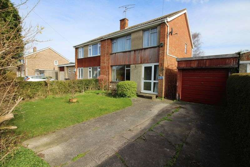 3 Bedrooms Semi Detached House for sale in Woodland Road, Nailsea
