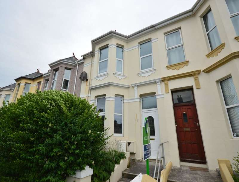2 Bedrooms Flat for sale in Beaumont Road, St Judes, Plymouth, PL4