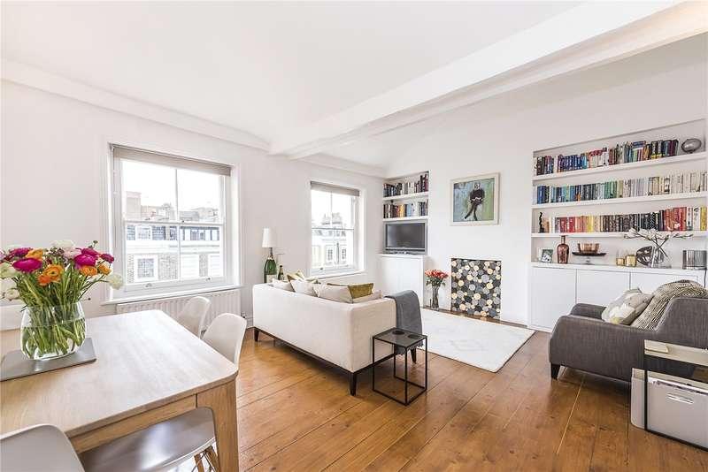 2 Bedrooms Flat for sale in Ellington Street, London, N7