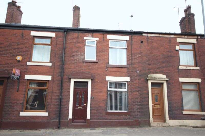 3 Bedrooms Terraced House for sale in BOLTON ROAD, Marland, Rochdale OL11 3LP
