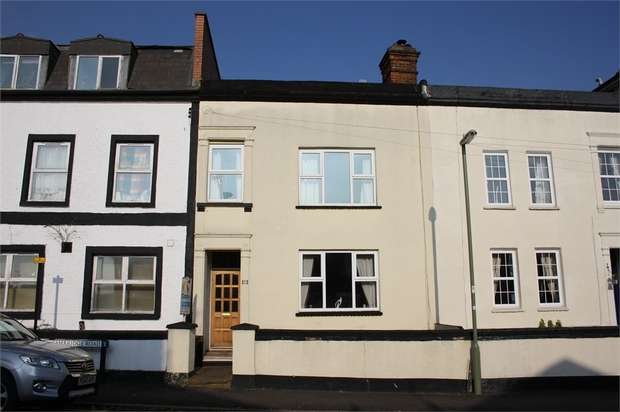 5 Bedrooms Terraced House for sale in Cambridge Road, ALDERSHOT, Hampshire