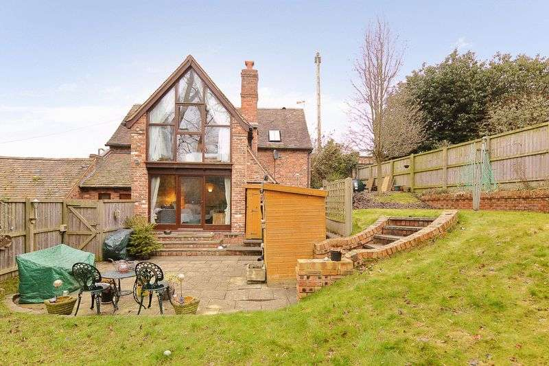 3 Bedrooms Cottage House for sale in Barratts Hill, Broseley