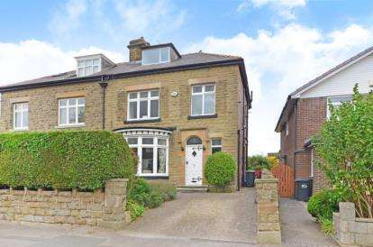 4 Bedrooms Semi Detached House for sale in Ringinglow Road, Sheffield, South Yorkshire