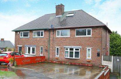3 Bedrooms Semi Detached House for sale in Silkstone Close, Frecheville, Sheffield