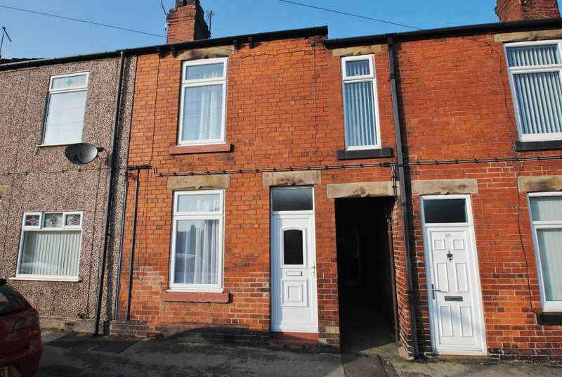 2 Bedrooms Terraced House for sale in Wadsworth Road, Bramley, Rotherham