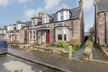 4 Bedrooms Semi Detached House for sale in Victoria Street, Alloa