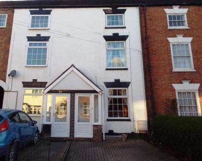 4 Bedrooms Terraced House for sale in Coleshill Road, Atherstone, Warwickshire