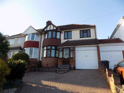 4 Bedrooms Semi Detached House for sale in Longmoor Road, Sutton Coldfield, West Midlands