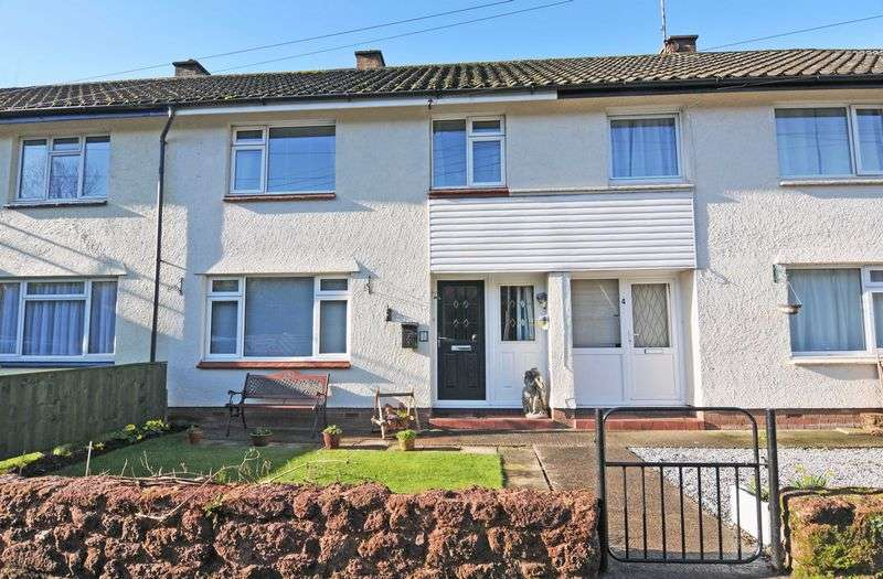 3 Bedrooms Terraced House for sale in Kennford