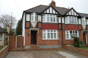 3 Bedrooms Semi Detached House for sale in Old Lodge Lane, Purley, Surrey