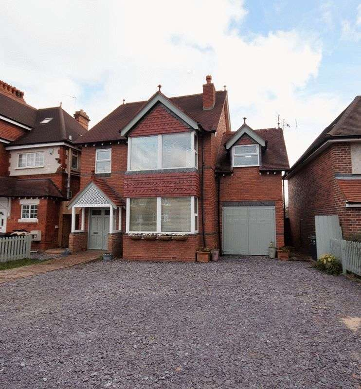 5 Bedrooms Detached House for sale in Bunbury Road, Northfield - BEAUTIFUL CONTEMPORARY HOME WITH PERIOD DETAILS