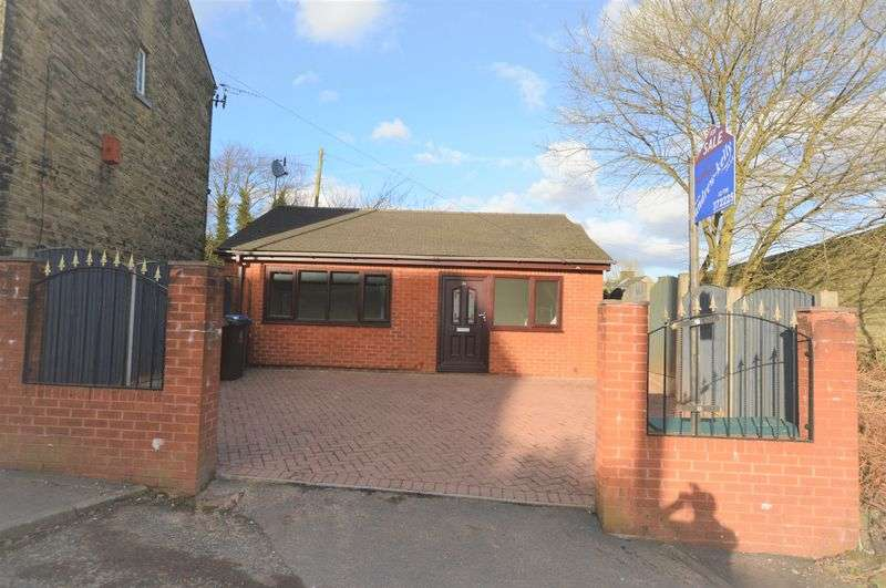 2 Bedrooms Detached Bungalow for sale in Shore Road, Littleborough
