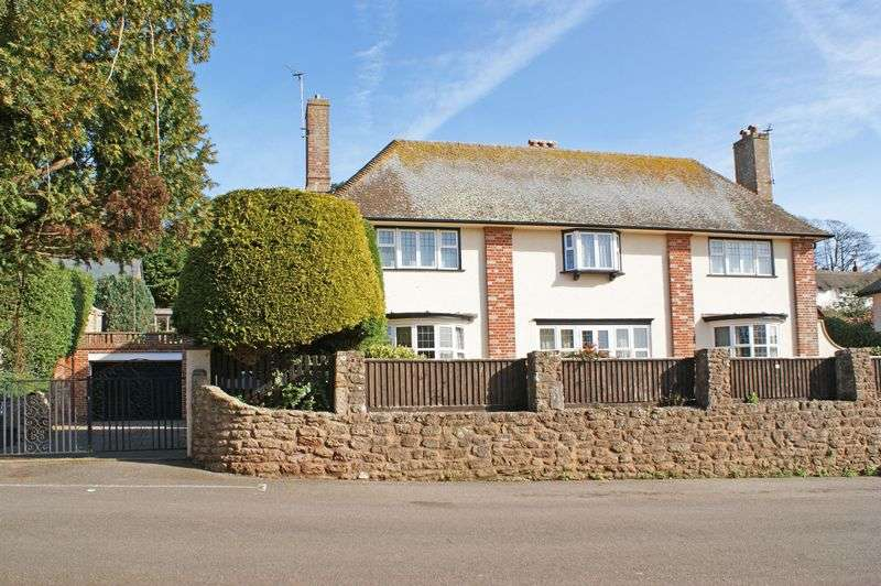 3 Bedrooms Flat for sale in East Terrace, Budleigh Salterton