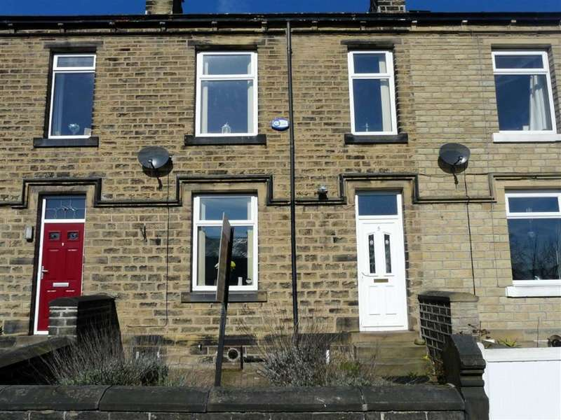 2 Bedrooms Property for sale in Lowerhouses Road, Quarmby, HUDDERSFIELD, West Yorkshire, HD3