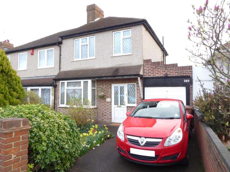 3 Bedrooms Semi Detached House for sale in Bedonwell Road, Upper Belvedere, Kent, DA17 5PG