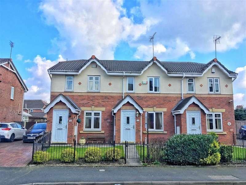2 Bedrooms Property for sale in Cedar View, Cedar Street, Ashton-under-lyne, Lancashire, OL6