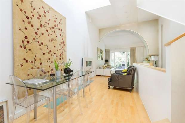 3 Bedrooms Terraced House for sale in Taymount Rise, Forest Hill