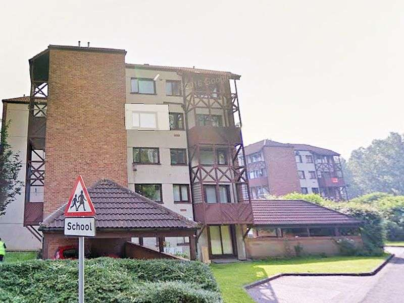 1 Bedroom Flat for sale in Hutton House, North Shields