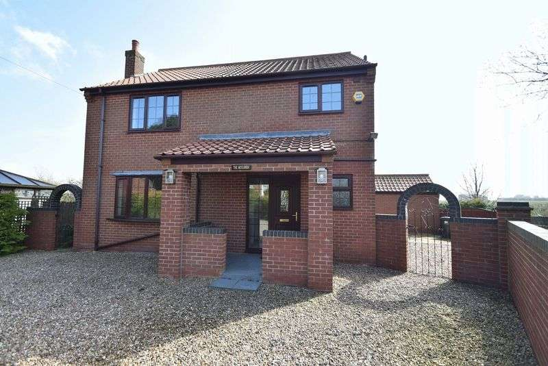 3 Bedrooms Detached House for sale in Magna Mile, Ludford