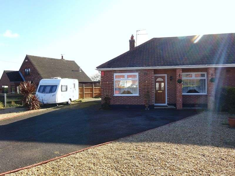 2 Bedrooms Semi Detached Bungalow for sale in Breck Road, Sprowston, Norwich