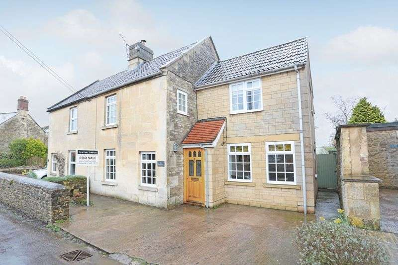 4 Bedrooms Semi Detached House for sale in Broughton Gifford, Wiltshire