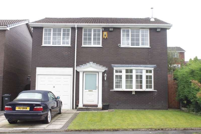 5 Bedrooms Detached House for sale in Birkenhills Drive, Bolton, Greater Manchester, BL3