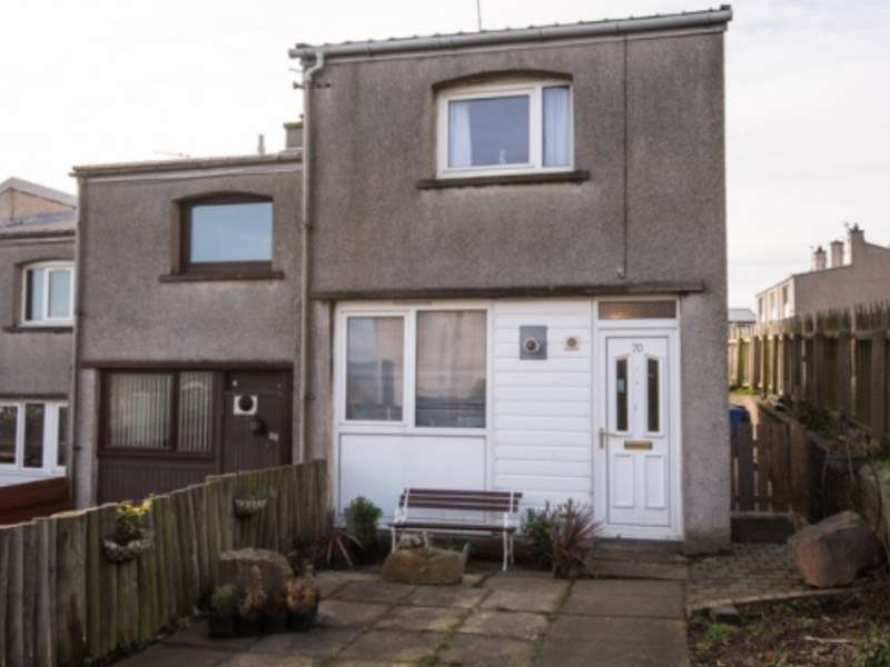 2 Bedrooms End Of Terrace House for sale in whinnyhill crescent, inverkeithing, Fife, KY11