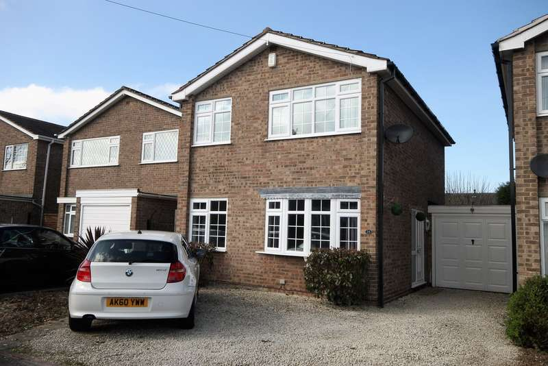 3 Bedrooms Detached House for sale in Hyacinth Way , Burbage