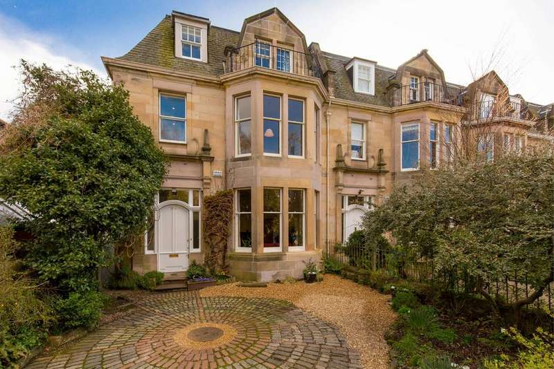 6 Bedrooms End Of Terrace House for sale in 40 Hope Terrace, The Grange, EH9 2AR