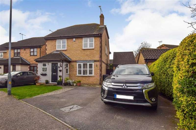 4 Bedrooms Detached House for sale in Holmans, Boreham