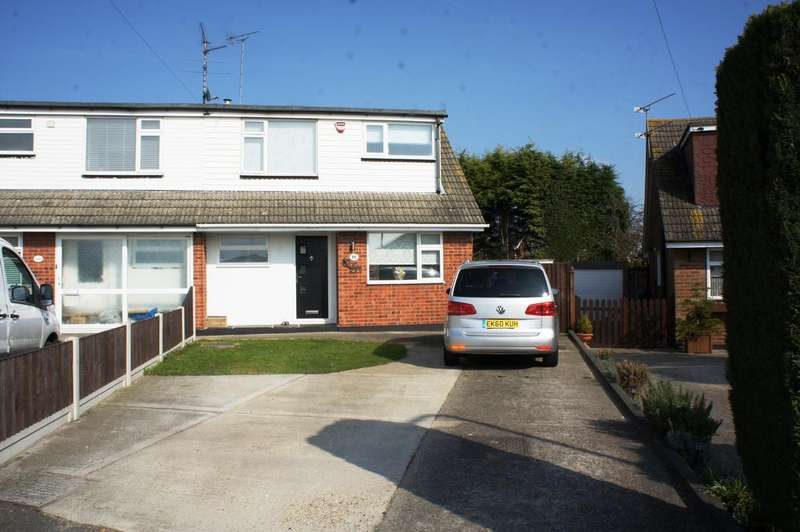 2 Bedrooms Chalet House for sale in Sunnybank, Leigh-on-Sea SS9