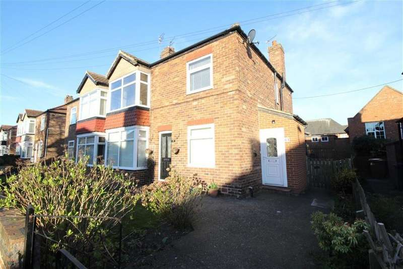 2 Bedrooms Flat for sale in Closefield Grove, Whitley Bay