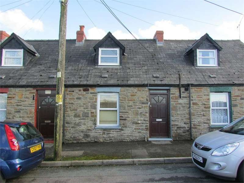 1 Bedroom Terraced House for sale in 11 Velfrey Road, Whitland, Carmarthenshire