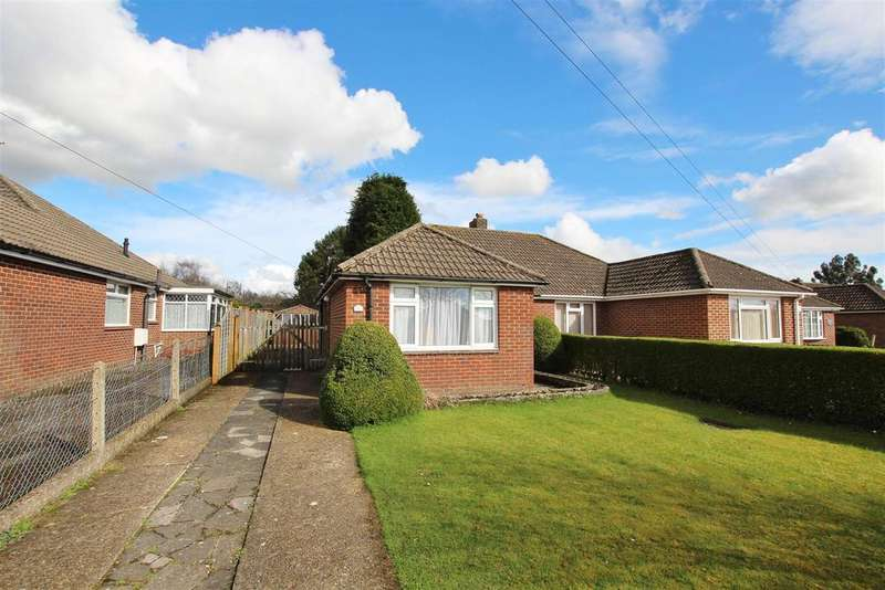 2 Bedrooms Semi Detached House for sale in Haig Road, Bishopstoke, Eastleigh