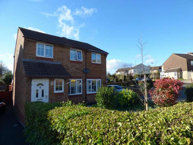 5 Bedrooms Detached House for sale in Woodmere Way, Kingsteignton, TQ12 3SW