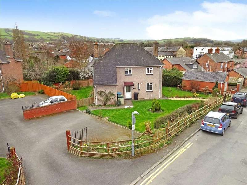 3 Bedrooms House for sale in Frankwell Street, Newtown, Powys